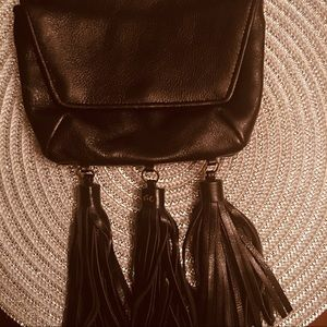 Foley and Corinna belt loop purse